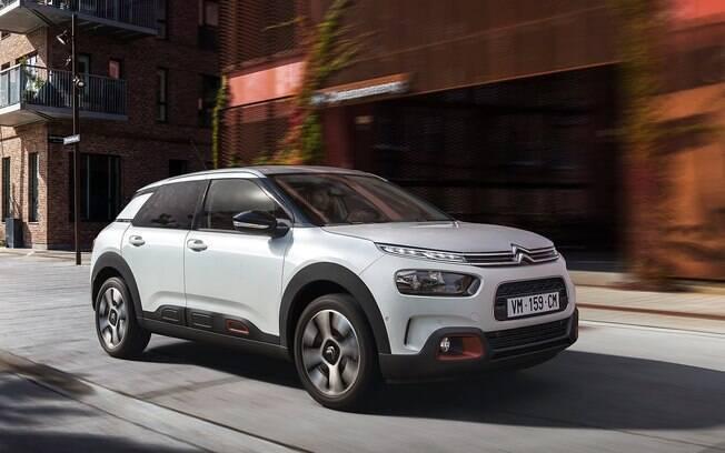 Citroën C4 Cactus: SUV vai ser fabricado em Porto Real (RJ). Tudo indica que isso vai acontecer a partir da metade do ano