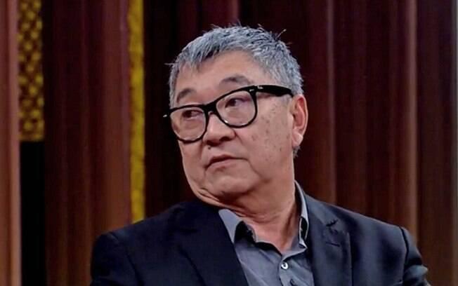 Ishii, conhecido como Japonês da Federal, no Conversa com Bial