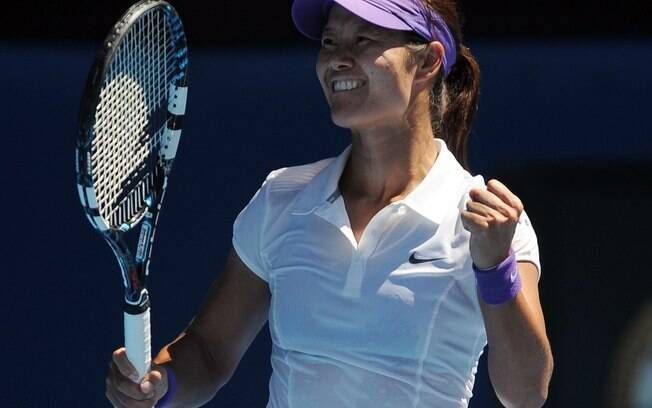 17º) Na Li - tenista
