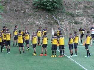 Jogadores alvinegros esperam faturar com premiação do Campeonato Brasileiro
