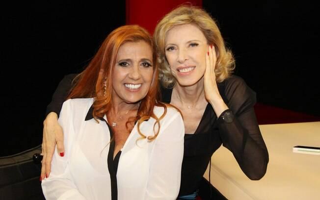 Rita Cadillac em entrevista para Marilia Gabriela