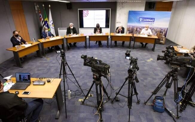 AO VIVO - Governo Dário faz live sobre medidas contra covid-19