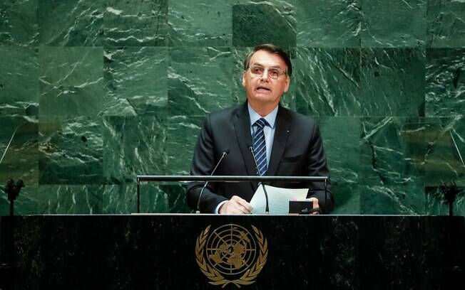 Imprensa internacional reagiu de forma mista ao discurso de Bolsonaro na ONU