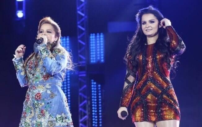 Maiara e Maraisa não cantaram seus sucessos no Caldas Country