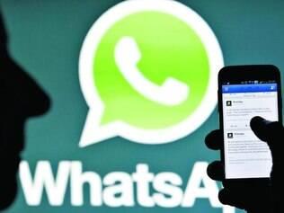 Adesão.  No Brasil, mais de 38 milhões de pessoas usam o WhatsApp
