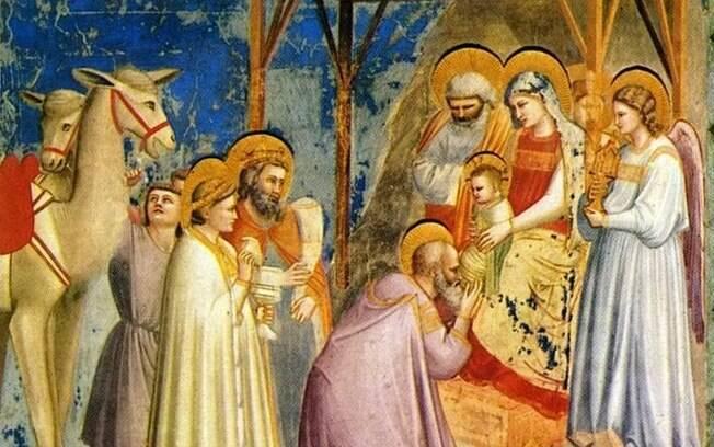 Reis Magos teriam sido atraídos até Jesus por um fenômeno único, que ocorreu no ano 6 a.C, e nunca mais se repetiu
