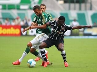 Palmeiras e Corinthians têm boas rendas no Paulistão. Contraponto ao Carioca 2015