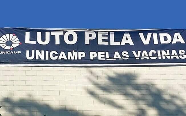 Unicamp se une a universidades em ato em memória das vítimas da covid