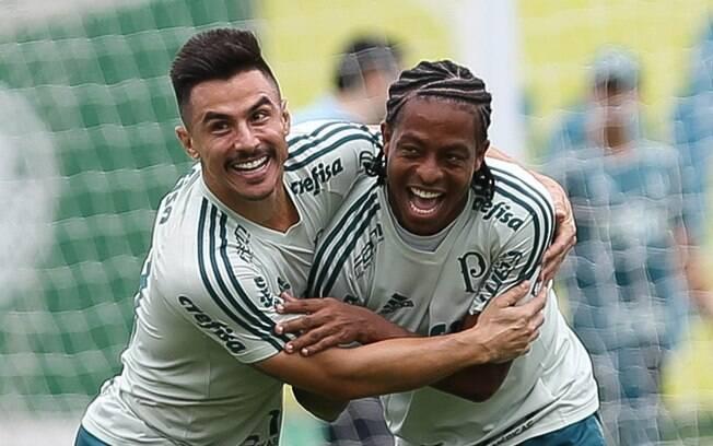 Keno atuou em nove partidas deste Campeonato Brasileiro e pediu a medalha de campeão, além de mandar apoio ao ex-companheiro Willian