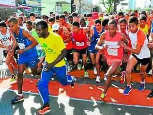 Atletismo.  Corrida será mais uma oportunidade de prática para os amantes do esporte da cidade