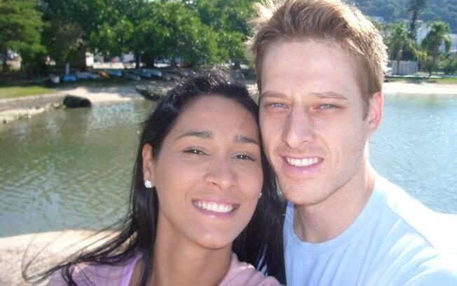 Jaqueline e Murilo se casaram em 2009 depois  de 10 anos de namoro