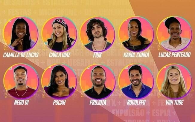 Camarote BBB21: descubra quem são os participantes famosos da edição