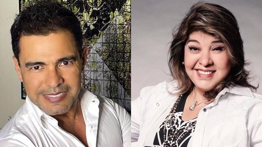 Zezé Di Camargo e Roberta Miranda