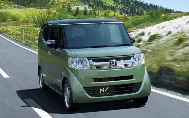 Honda N-Box é o primeiro veículo equipado de série com o novo filtro; outros modelos devem adotar a novidade