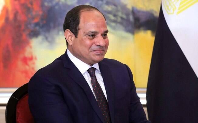 Para presidente do Egito, acidente foi