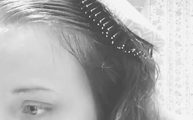 A jovem compartilhou um relato na rede social as dificuldades da depressão e como a doença se manifesta no dia a dia
