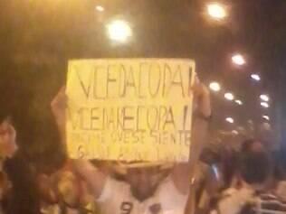 Torcedores projetam nova decepção dos argentinos, assim como na Copa