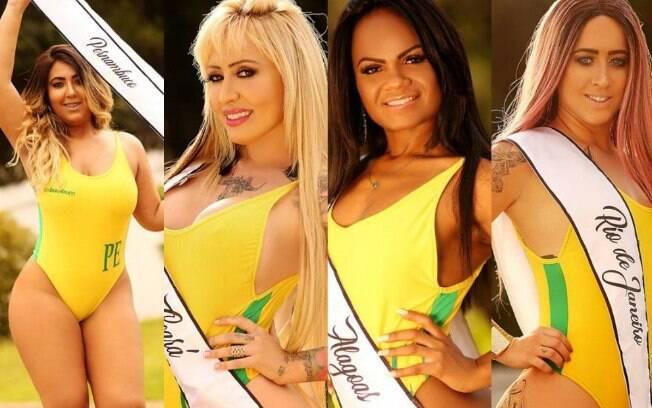 Quatro candidatas ao Miss Bumbum votaram a favor da legalização do aborto