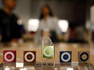 iPod Shuffle ajudou Apple a dominar mercado de tocadores de música