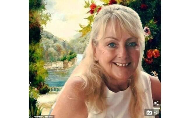 Caroline descobriu que o namorado tinha uma vida dupla e, para piorar a traição, ele a deixou com uma dívida de 7 mil libras
