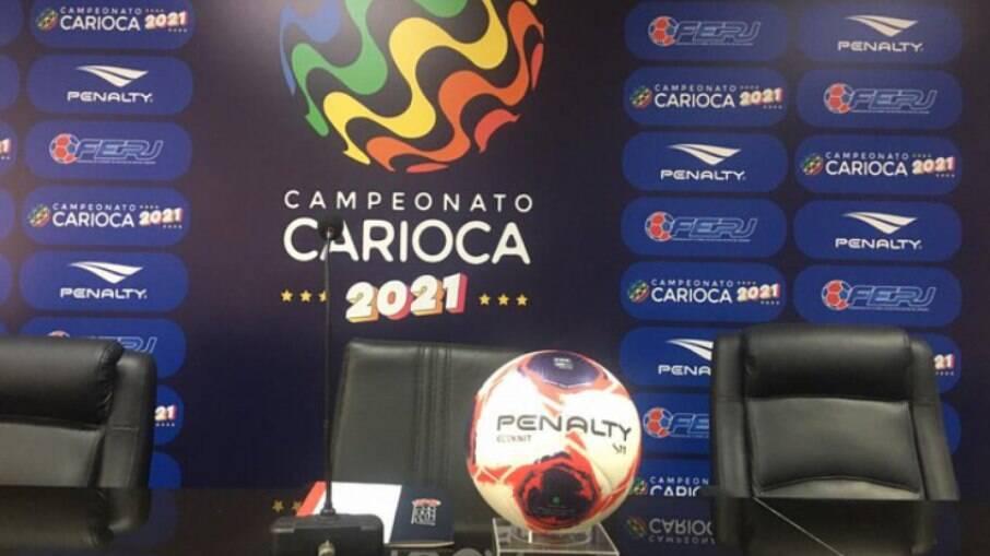 Campeonato Carioca não poderá ser realizado na cidade do Rio de Janeiro a partir de sexta