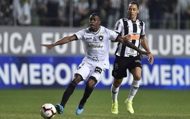 Atlético elimina o Botafogo e avança na Sul-Americana