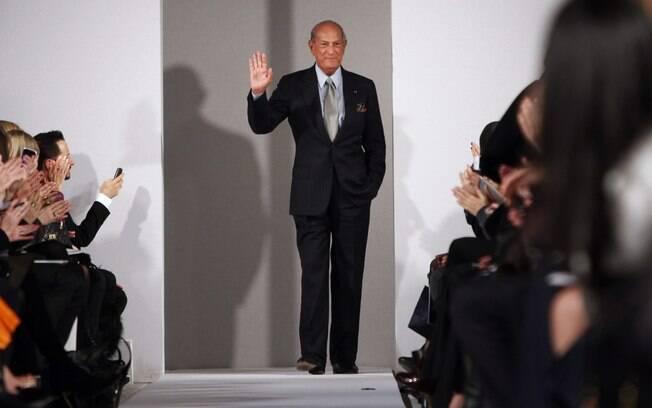 Estilista Oscar de la Renta influenciou o guarda-roupa de grandes personalidades por décadas