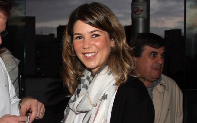 Daniela Beyruti, filha de Silvio Santos e Íris Abravanel