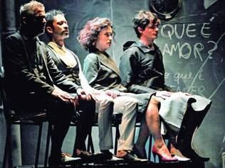 """Abertura. """"Prazer"""", da Luna Lunera, abre as atividades do FIT-BH hoje, no Teatro Francisco Nunes"""