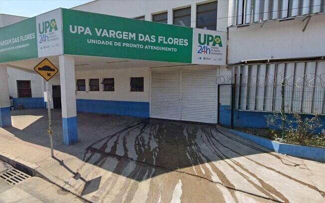 As crianças foram atendidas na UPA (Unidade de Pronto Atendimento) Vargem das Flores, em Nova Contagem.