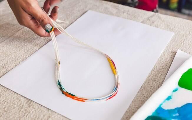 12 Tecnicas De Pintura Para Criancas Filhos Ig