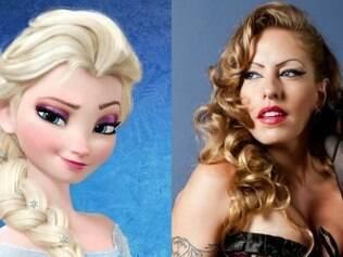 Taryn Szpilman é a voz por trás de Elsa, a protagonista da animação musical