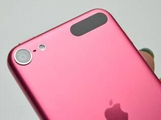 Câmera do novo iPod Touch tem resolução de 5 MP