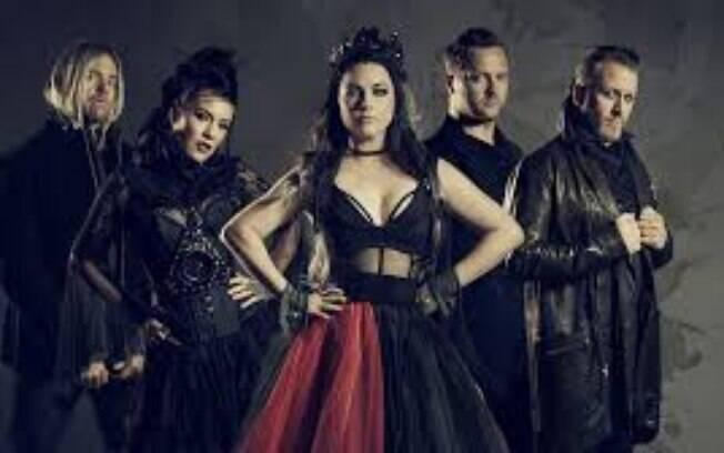 Evanescence lançará disco de inéditas