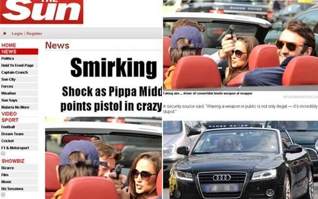 Pippa Middleton está sob investigação da polícia francesa e pode ser processada