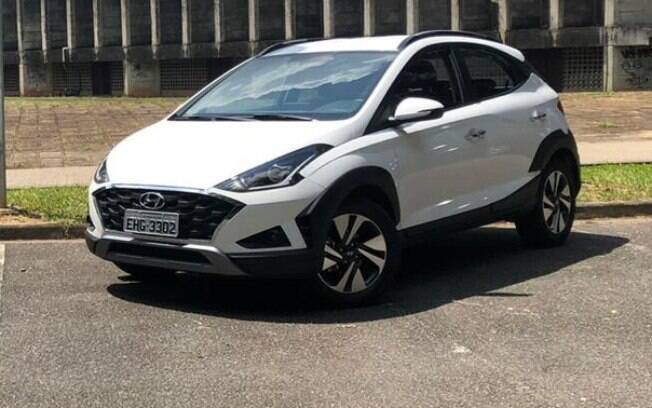 Hyundai HB20X com novo visual passou a ficar com aspecto mais sofisticado que o anterior