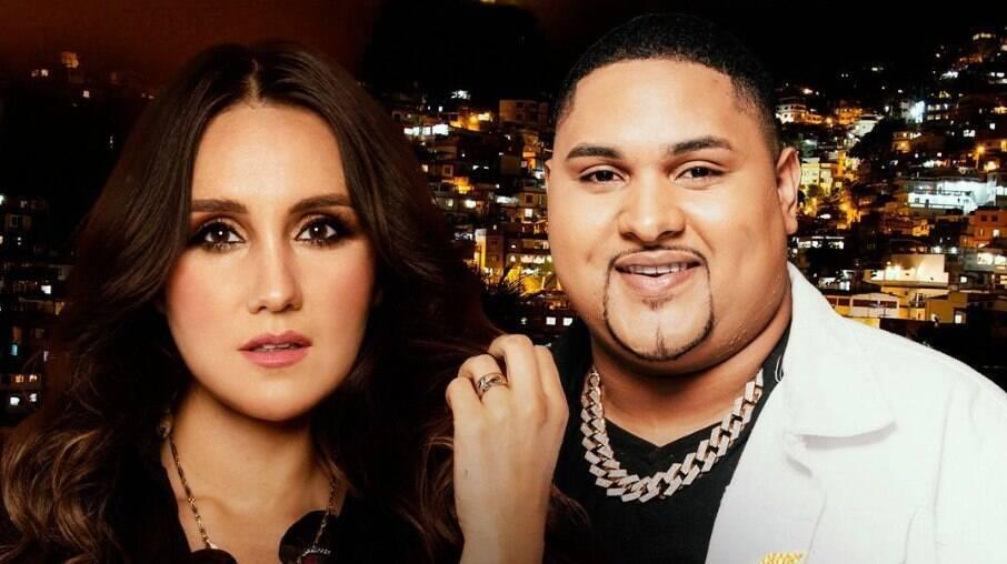 Dulce María faz parceria com Kevin o Chris
