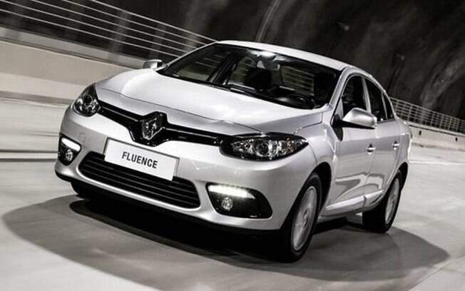Renault Fluence deixou de ser vendido no Brasil, assim como acaba de acontecer com o Peugeot 308