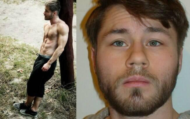 O modelo transexual Oliwer Mastalerz é a nova aposta da Sergio K.