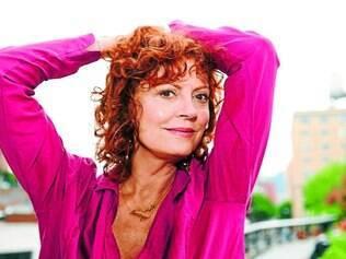 """Susan: """"A minha base é mais ampla em termos de personagens mesmo, então não é difícil para o público me enxergar  envelhecida e mudada"""""""