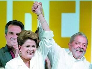 """Clima. Apesar dos desencontros, Lula e Dilma têm sustentado a """"parceria"""" na frente das câmeras"""