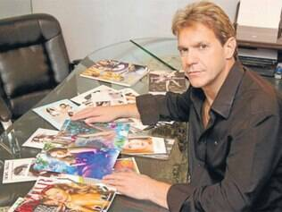 Dilson Stein, maior descobridor de modelos do Brasil, esteve na cidade na última terça (1º)