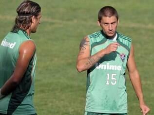 Abel prepara Deco e Sobis para começar jogando o Fla-Flu - Futebol - iG 36820318ebb1a