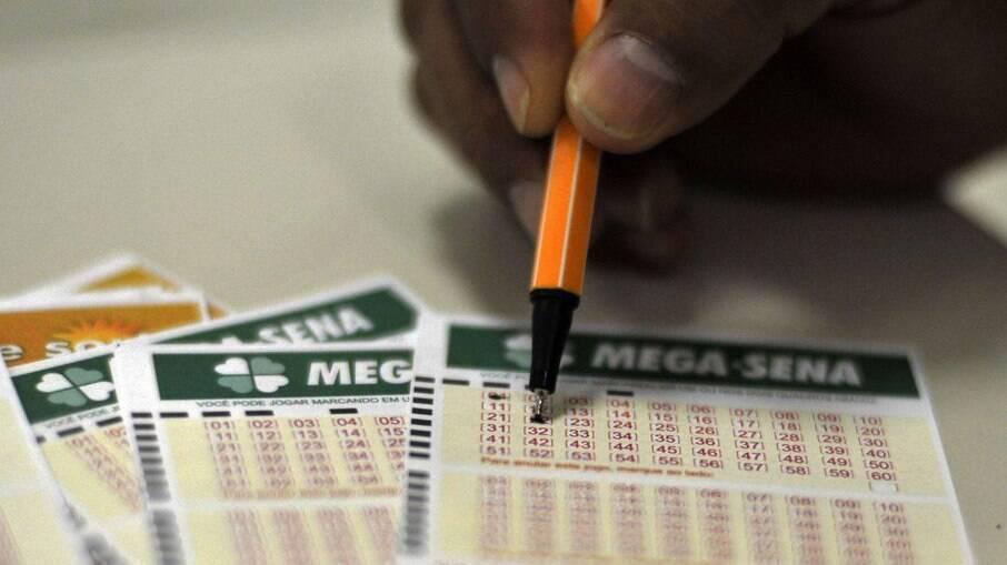 Mega-Sena: veja o resultado do sorteio deste sábado com prêmio de R$ 7 milhões