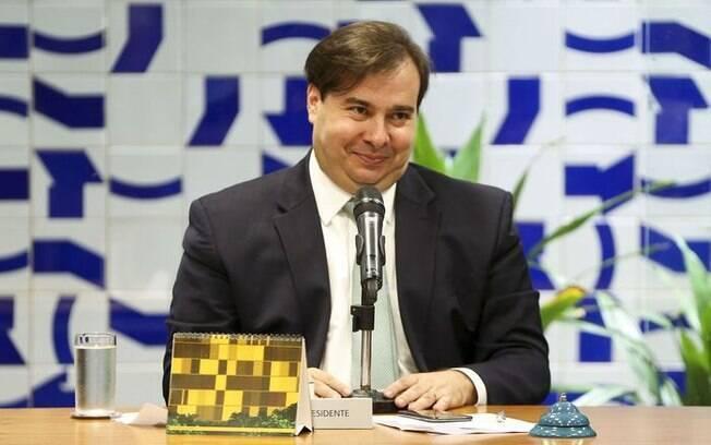 É a primeira vez que o deputado Rodrigo Maia fica no cargo após a posse do presidente Jair Bolsonaro