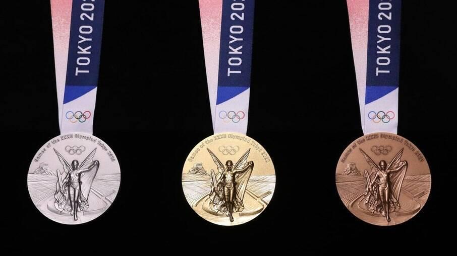 Medalhas de Tokyo 2020