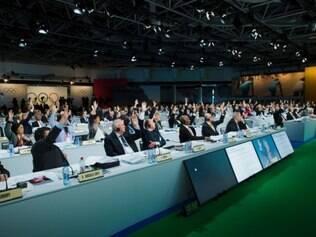Declaração foi dada durante congresso do Comitê Olímpico Internacional em Mônaco