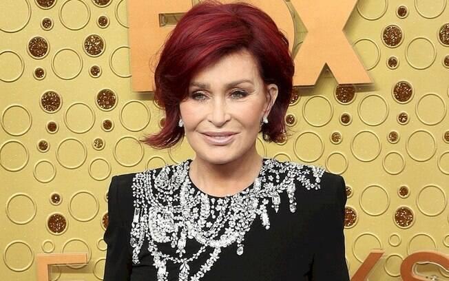 Sharon, esposa de Ozzy Osbourne, é acusada de racismo