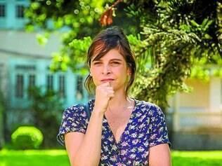 Drica Moraes, a vilã Cora, diz que sempre a chamam para fazer humor