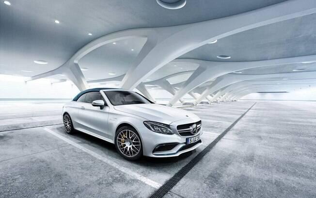 Mercedes-AMG 50 anos